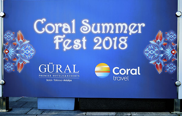Coral Travel 2018!